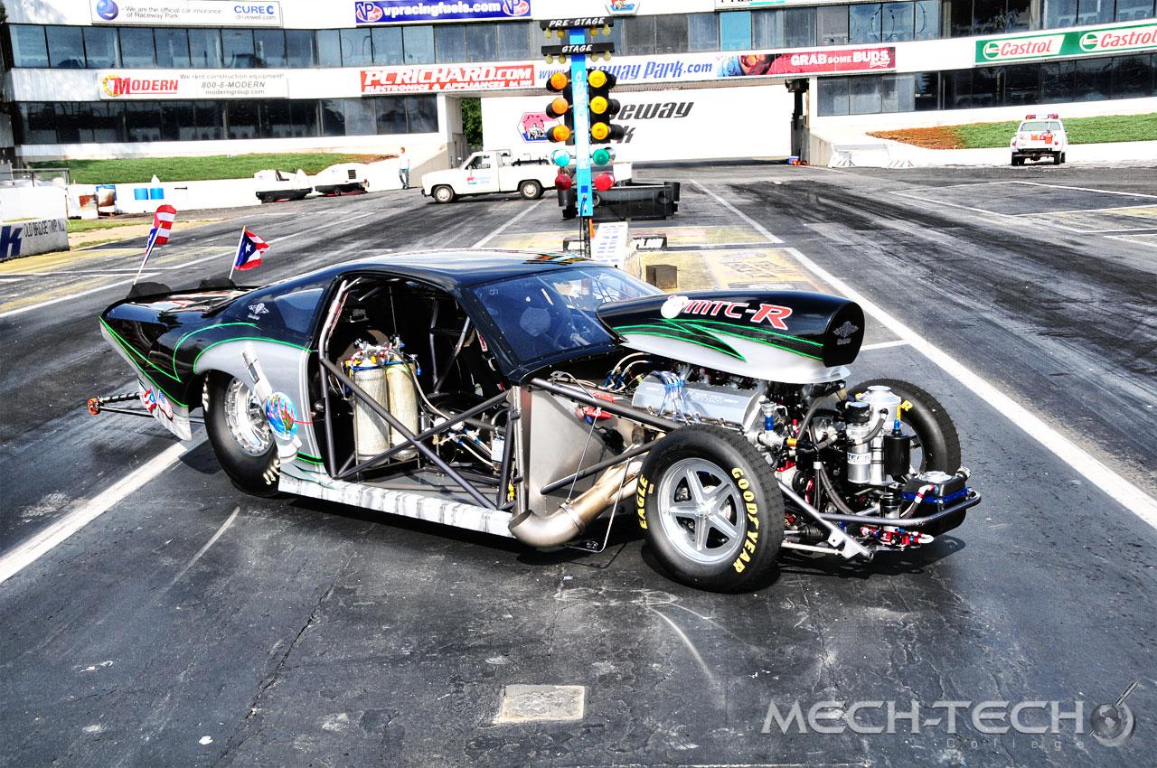 Mecánica Racing
