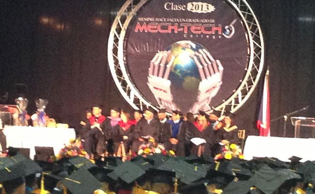 Más de 1,200 se gradúan de Mech-Tech College