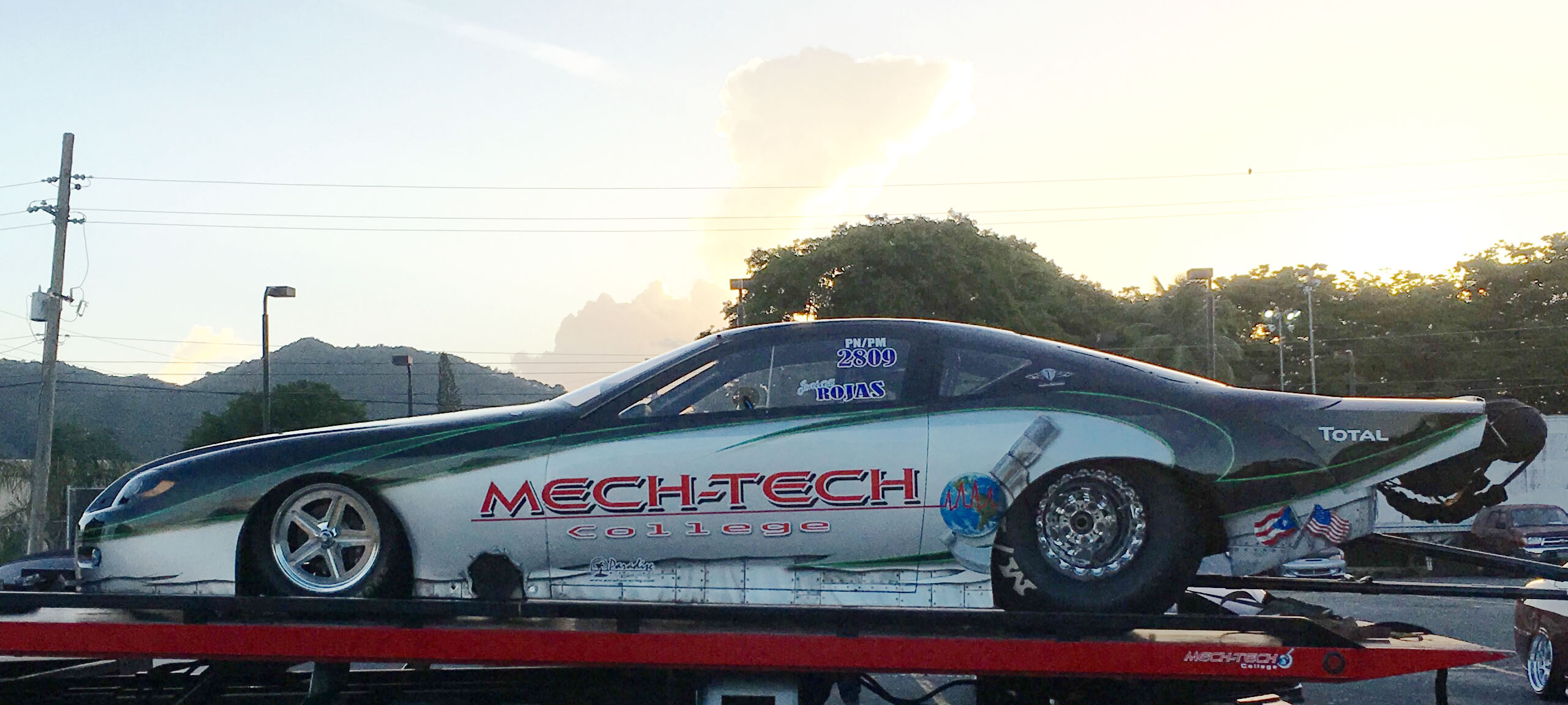 Mech-Tech Racing 2JZ Toyota Scion