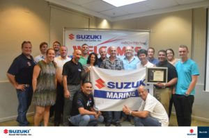 Adiestramientos Suzuki 2016